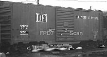 ACF Built 40' 50 ton ITC Boxcar