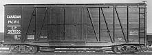 CPR 40' SS Automobile Boxcar