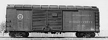 PRR X31f 40' Automobile Car
