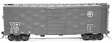ACF Built Postwar 40' 50 Ton DT&I Boxcar