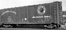 Northern Pacific Modified '37 AAR Boxcar