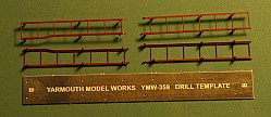 Ladder Drilling Template